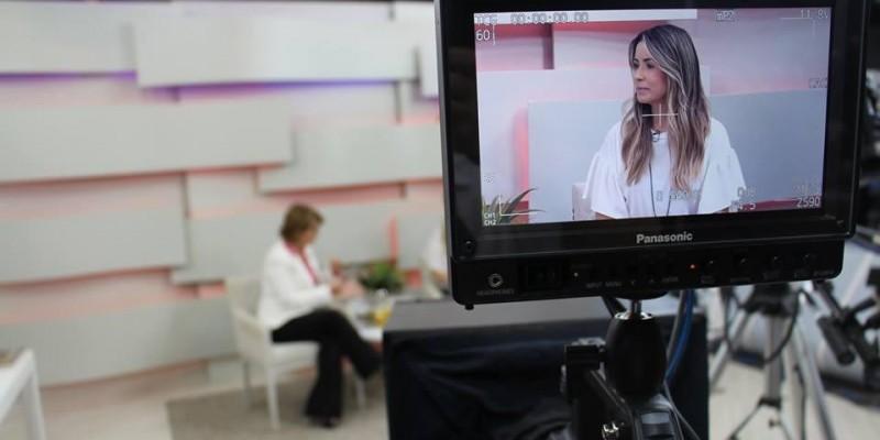 Veja minha participação no Programa Manhã Total da Mônica Cunha